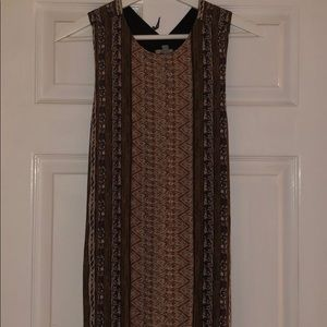 Urban Outfitters Summer Tribal Maxi Dress